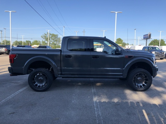 New 2019 Ford F-150 Lariat Harley Davidson Lifted Truck