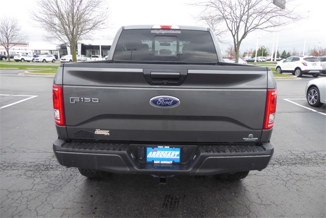 Pre-Owned 2016 Ford F-150 XLT Rocky Ridge Lifted Truck