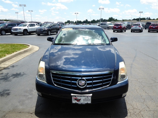 Pre-Owned 2007 Cadillac DTS Performance FWD 4D Sedan