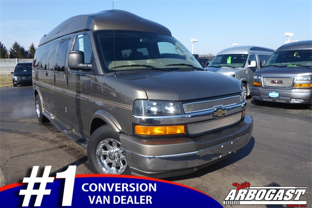 27fd83001d Pre-Owned 2016 Chevrolet Conversion Van Explorer Hi-Top in Troy ...