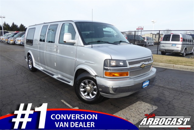 50301de03c Pre-Owned 2010 Chevrolet Conversion Van Express Low-Top in Troy ...