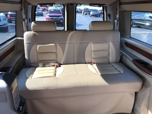 Pre-Owned 2012 GMC Conversion Van Rocky Ridge Mobility