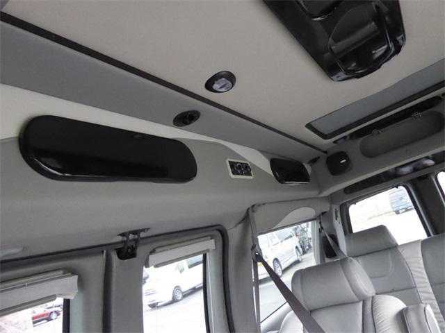 Pre-Owned 2013 GMC Conversion Van Majestic SSX
