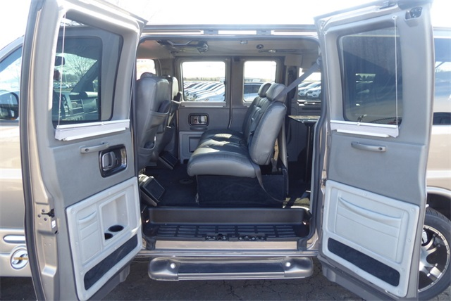 Pre-Owned 2013 GMC Conversion Van Sherrod
