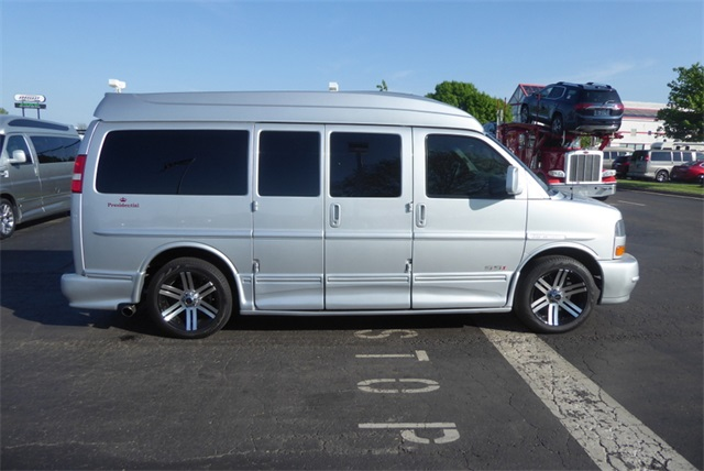 Pre-Owned 2014 GMC Conversion Van Majestic SSX