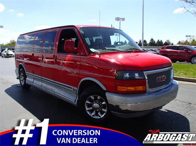 Used GMC Conversion Van Explorer