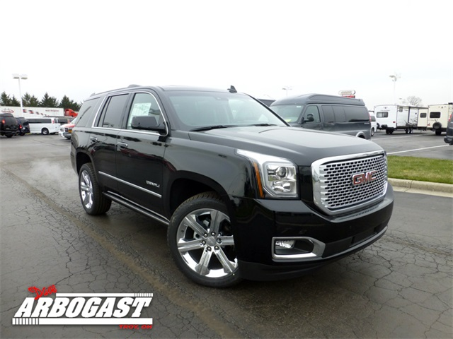 new 2017 gmc yukon denali 4d sport utility in troy g11425 dave arbogast. Black Bedroom Furniture Sets. Home Design Ideas