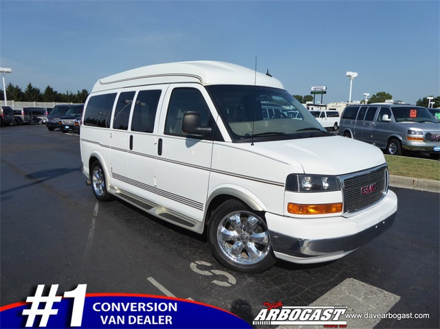 Used GMC Conversion Van American Luxury Coach