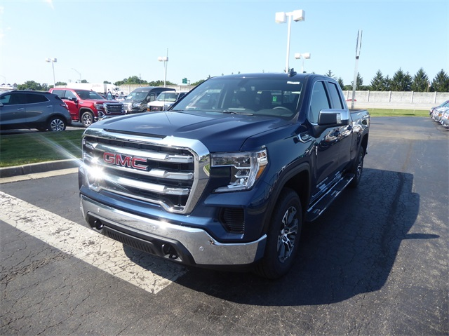 New 2019 GMC Sierra 1500 SLE