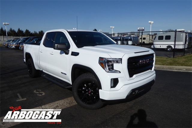 New 2019 Gmc Sierra 1500 Elevation Double Cab In Troy G13248 Dave