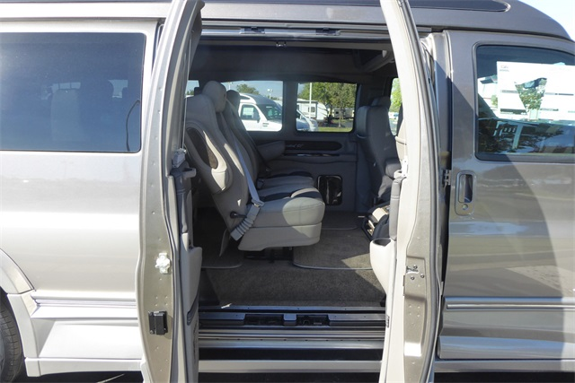 New 2018 GMC Conversion Van Explorer Limited SE 4X4