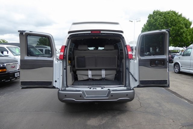 New 2019 GMC Conversion Van Explorer Limited SE