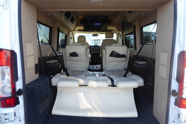 Pre-Owned 2014 Ram Conversion Van Promaster