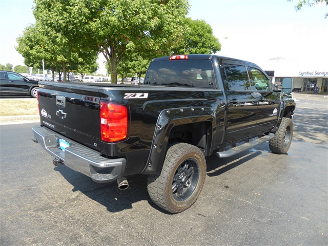 Pre-Owned 2015 Chevrolet Silverado 1500 Rocky Ridge Lifted Truck
