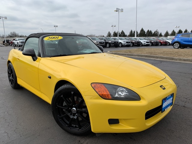 Pre-Owned 2001 Honda S2000 Base