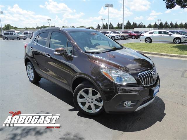 Pre-Owned 2016 Buick Encore Leather