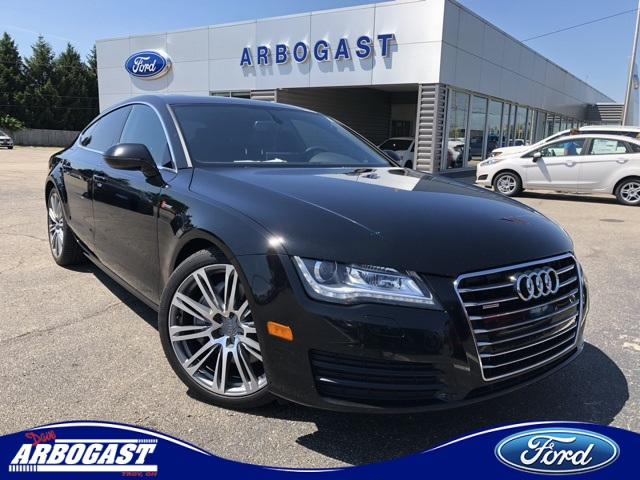 Pre-Owned 2012 Audi A7