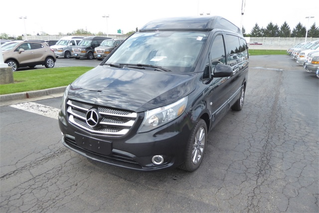 Pre-Owned 2016 Mercedes-Benz Conversion Van Metris by Explorer