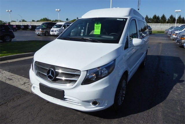 New 2019 Mercedes-Benz Conversion Van Metris