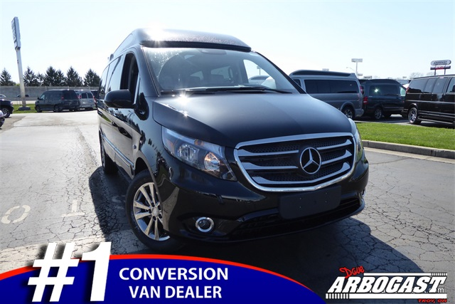 New 2018 Mercedes Benz Conversion Van Explorer