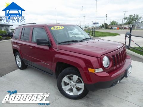 Pre-Owned 2017 Jeep Patriot Lattitude