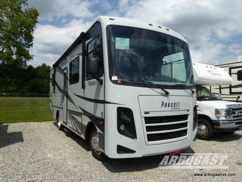 New 2020 Coachmen RV Pursuit Precision 27XPS