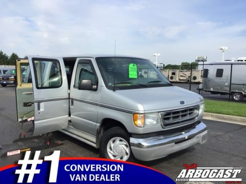 Pre-Owned 2001 Ford Conversion Van Mobility
