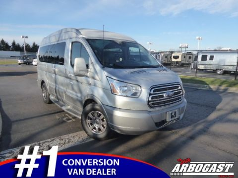 Pre-Owned 2016 Ford Conversion Van Explorer Limited SE
