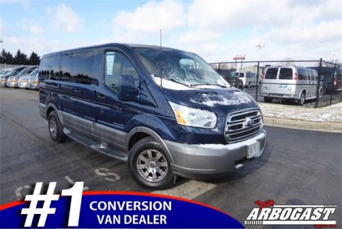 Pre-Owned 2015 Ford Conversion Van Explorer Limited SE
