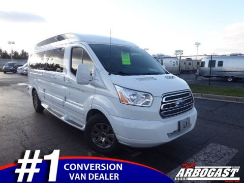 Pre-Owned 2017 Ford Conversion Van Explorer Limited SE
