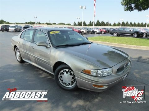 Pre-Owned 2003 Buick LeSabre Custom