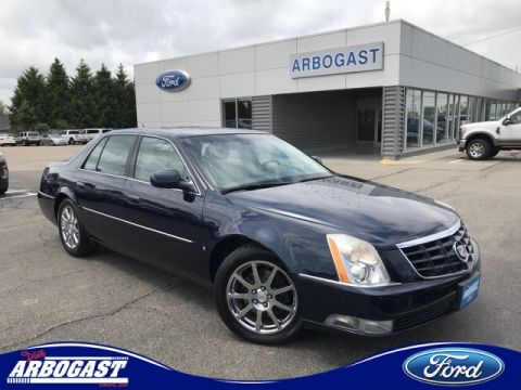 Pre-Owned 2007 Cadillac DTS Performance