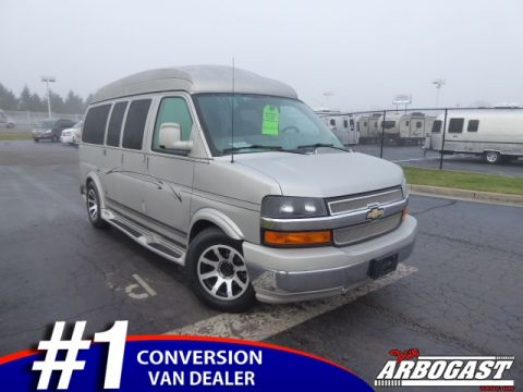 Pre-Owned 2009 Chevrolet Conversion Van Explorer Limited SE
