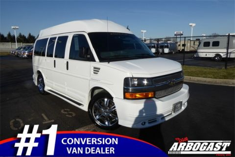 Pre-Owned 2011 Chevrolet Conversion Van RR Starcraft