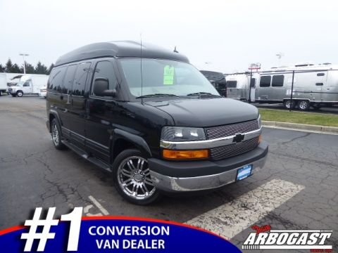 2014 Chevrolet Conversion Van Rocky Ridge