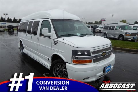 50 Pre Owned Conversion Vans For Sale In Troy Dave Arbogast