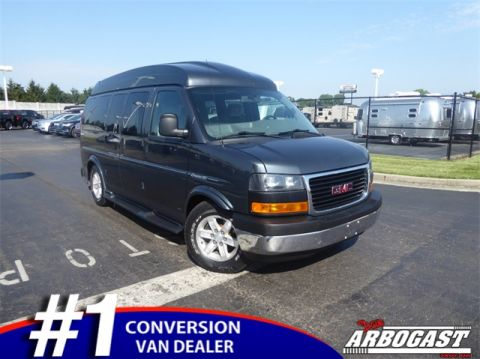 Pre-Owned 2014 GMC Conversion Van Explorer Limited SE
