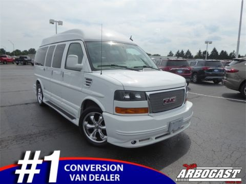 Pre-Owned 2014 GMC Conversion Van Southern Comfort