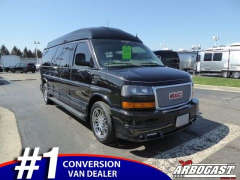 Pre-Owned 2015 GMC Conversion Van Southern Comfort Elite