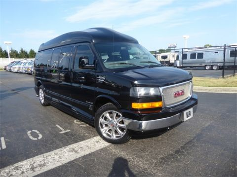 Pre-Owned 2010 GMC Conversion Van Explorer Limited SE