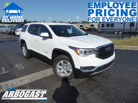 New Gmc Acadia For Sale In Troy Dave Arbogast