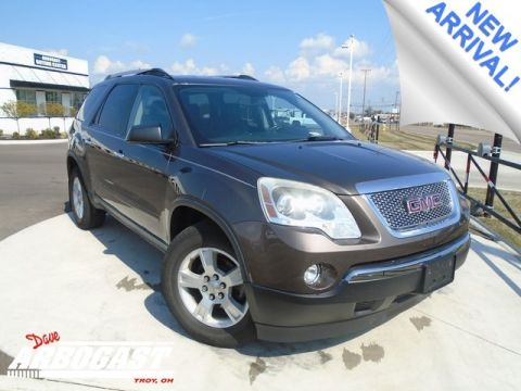 Pre-Owned 2012 GMC Acadia SL