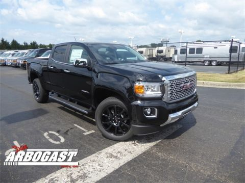 New 2019 GMC Canyon Denali