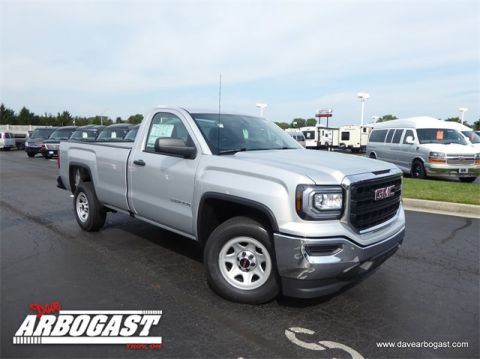 new 2017 gmc sierra 1500 base 2d standard cab in troy g11157 dave arbogast. Black Bedroom Furniture Sets. Home Design Ideas