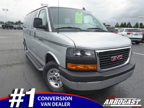 New 2019 GMC Conversion Van Customizers