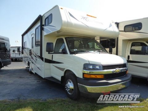 2020 Coachmen RV Freelander 27QB Chevy 4500