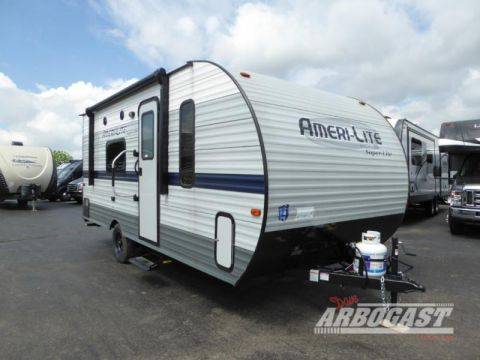 New 2021 Gulf Stream RV Ameri-Lite Super Lite 189DD