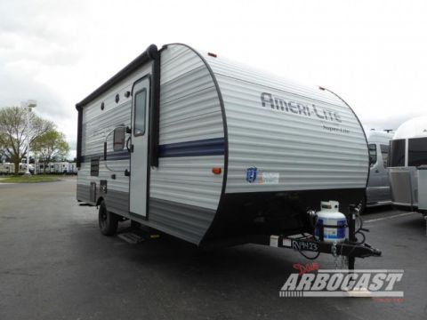 New 2021 Gulf Stream RV Ameri-Lite Super Lite 199DD
