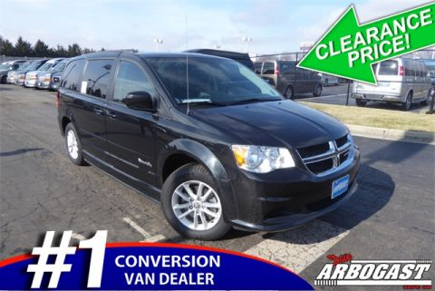 Pre-Owned 2016 Dodge Conversion Van Grand Caravan Mobility