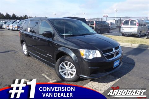 Pre-Owned 2016 Dodge Conversion Van Grand Caravan